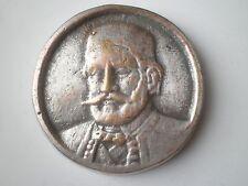 Montenegro massive medal coin PETAR PETROVIC NJEGOS Yugoslavia Serbia poet