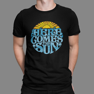 Retro Summer Here Comes the Sun T-shirt