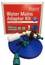 10m flat Caravan Motorhome Mains Water adapter kit for Aquaroll Food hose