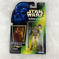 Star Wars The Power of the Force Lando Calrissian as Skiff Guard New 1996