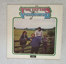 Vinyl LP - The Yetties of Yetminster - Argo stereo ZDA 168 - 1975