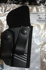 NEW Houston Holster IWB Double Snap GLOCK 26 Right Hand #IPHS26-R Conceal CCW