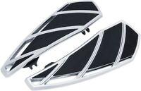 Kuryakyn Phantom Driver Floorboards Chrome #5792 Harley Davidson