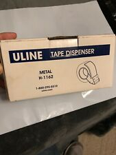 "3"" Uline Metal Strapping Tape Dispenser H-1162"