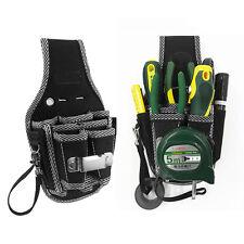 9 in 1 Elektrikerwerkzeug Werkzeugtasche Werkzeug Tasche Gürteltasche*