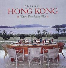 Private Hong Kong: Where East Meets West Book design