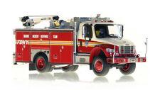 FDNY Marine Incident Response Team MIRT 1/50 Fire Replicas FR058 M2 Freightliner