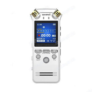 16GB/8GB Spy Hidden Mini Digtal Audio Voice Recorder Dictaphone HIFI MP3 Player
