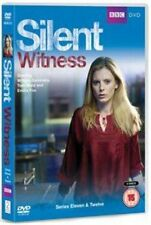 Silent Witness - Series 11 and 12 DVD Region 2 UK IMPORT