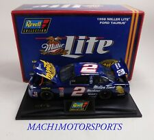 #2 MILLER LITE Adventures of Rusty Wallace 1:24 1998 Revell + Stand Display Case