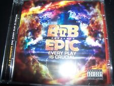 B.O.B - EPIC (Every Play Is Crucial) CD – New