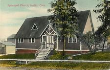 A Closeup View Of The Episcopal Church, Shelby, Ohio OH