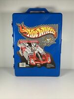 Mattel Hot Wheels 48 Car Carry Case style No 20020 Racing Toy Cars Tara Toy Corp