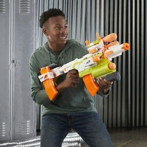 Kids NERF Ultimate Customize Pack Dart Firing Blaster Missile Launch Toy Gun