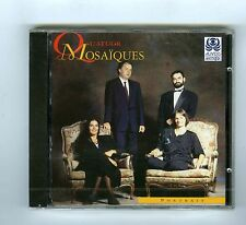 CD (NEW) PORTRAIT QUATUOR MOSAIQUES (ASTREE AUVIDIS)