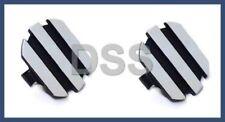 New Genuine BMW Engine Cylinder Valve Cover Trim Caps Set M54 E39 E46 E53 (2)
