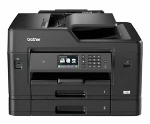 """Brother MFC-J6930DW All-In-One Inkjet Printer scan copy fax 11x17"""" or 8.5x11"""""""