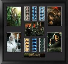 Lord of the Rings Large Trilogy Film Cell Montage Series 3