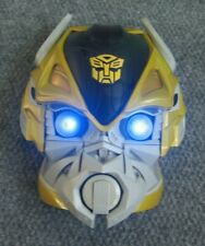 Transformers Bumblebee Autobot 3D LED Night Light for Wall FX Deco TESTED Blue