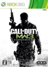 Used Xbox 360 Call of Duty: Modern 3 MICROSOFT JAPAN JP JAPANESE JAPONAIS IMPORT