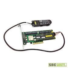 HP Smart Array P400 SAS RAID w/ 512Mb & Battery Backup (SP#: 441823-001)