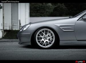 Mercedes SLK R170 Satz Kotflügel links + rechts, Fenders - GFK