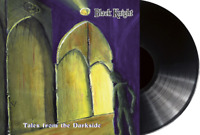 BLACK KNIGHT - Tales from the Darkside (NEW*LIM.400 BLA.*DUTCH STEEL*QUEENSRYCHE