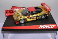 NINCO 50387 SLOT CAR HONDA NSX #16 DIREZZA  MB