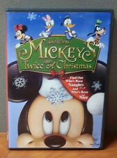 mickey's twice upon a christmas | eBay