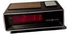 Vintage General Electric F1-8149 Alarm Clock Retro TESTED T45