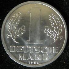 East Germany DDR 1 Mark 1956 BU #27
