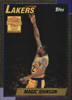 2000-01 Topps Chrome Cards That Never Were #MJ8 Magic Johnson - NM-MT