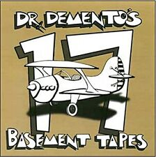 Dr. Demento's Basement Tapes No. 17 Demento Society Exclusive 2008 Audio CD NEW