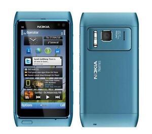 "Nokia N8 N8-00 Touch Screen 12MP 3G WIFI Bluetooth 3.5"" 16GB ROM Mobile phone"