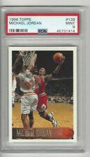 1996-97 Topps Michael Jordan #139 PSA 9 Mint Chicago Bulls HOF