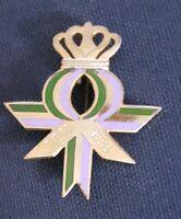 """Vintage 2"""" Krewe of Rex 1984 Brooch Pin Mardi Gras New Orleans"""