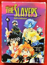 The Slayers Next DVD Collection INCOMPLETE Pre-Viewed Clean Disc 1960
