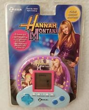 Zizzle NEW SEALED Hannah Montana Electronic Handheld Game 5 Games In 1