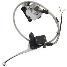 freno delant. Unidad hidráulica PLATA (Pistón gemelo) con ABS yy50qt-28 50ccm