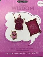 Disney Wisdom Cinderella Pin Set