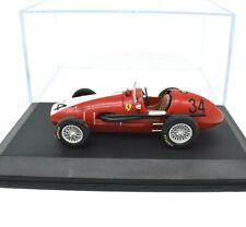 Ferrari 500 F2 Formule 1 F1 1:43 miniature voiture diecast IXO Modélisme Pied