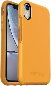 OtterBox Symmetry Series Slim Case for iPhone XR - Aspen Gleam - Easy Open Box