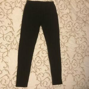 Gap Black Leggings - Girls Size 8 - Gently worn - Perfect!