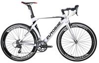 700C Road Bike Light Aluminium Shimano 16 Speed Racing Bicycle 54CM Mens Bikes