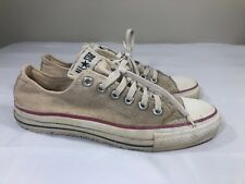 9e7e1a331309 New ListingVTG Converse All Star Chuck Taylor Men s 6.5 Sneakers Made USA Low  Top 70s 80s