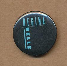Regina Belle RARE vintage promo button