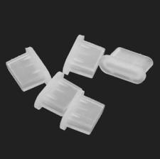 5x tappo anti-polvere USB Type-C silicone per LENOVO ZUK Z1 Z2