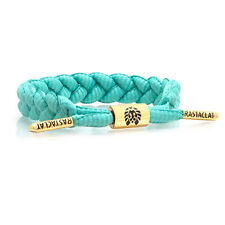 New blue gold mouth Rastaclat Classic Lace Bracelet