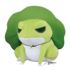 "Tabikaeru Travel Frog Journey 旅かえる Large stuffed Plush 26cm 10/"" Banpresto"