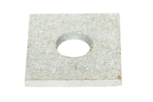 Square Washers M6 M8 M10 M16 Hot Dipped Galv (HDG) 40x40x5mm